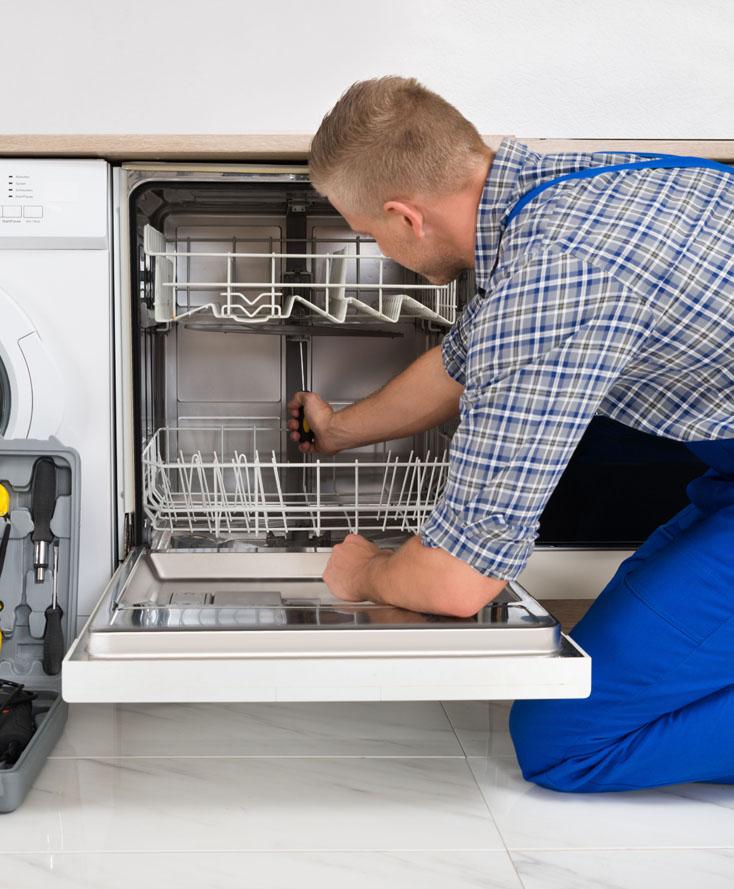 Airdrie dishwasher repair